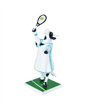 Cow Parade Tennis Cow (medium)