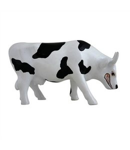 CowParade Cow Parade Cowrreron (medium)
