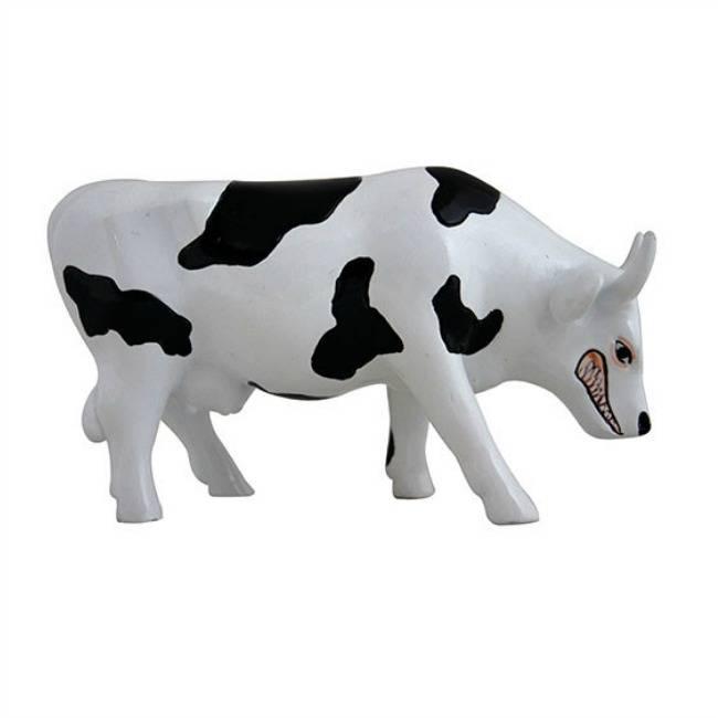 Cow Parade Cowrreron (medium)