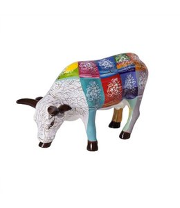 CowParade Cow Parade Tree of Life (medium ceramic)