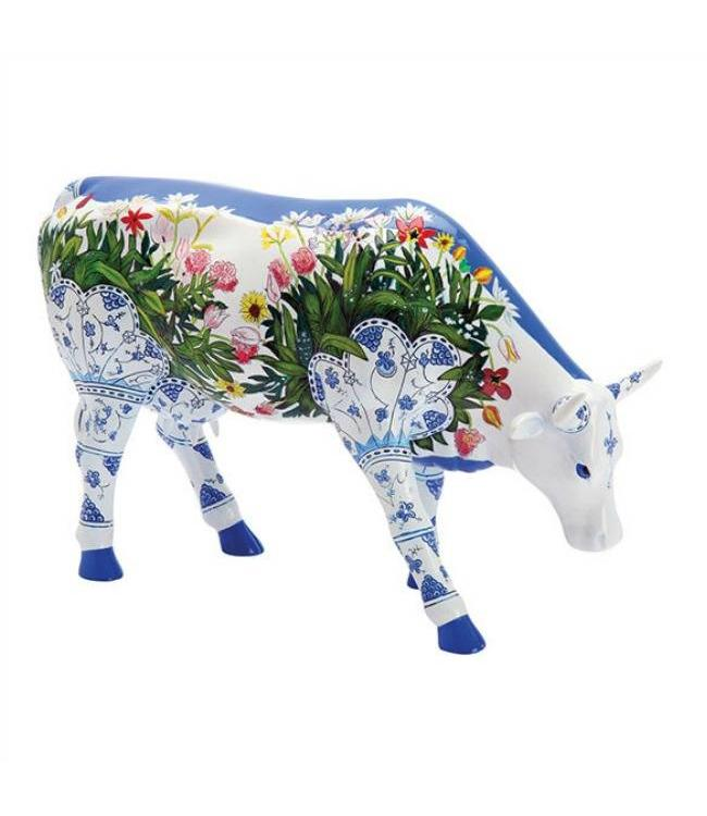 CowParade Cow Parade Musselmalet (large)