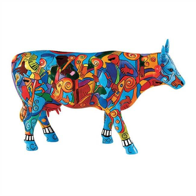 Cow Parade Music-cow Extravaganza (large)