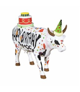 CowParade Cow Parade Happy Birthday (large)