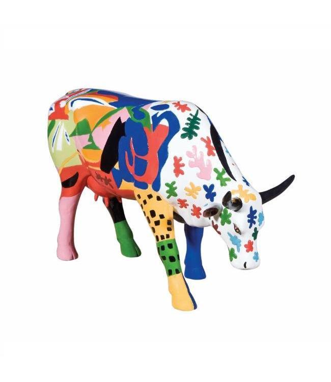 CowParade Cow Parade A La Mootisse (large)