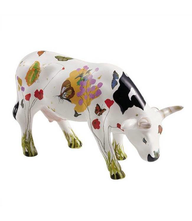 CowParade Cow Parade Ramona (medium ceramic)