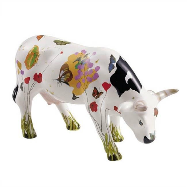 Cow Parade Ramona (medium ceramic)