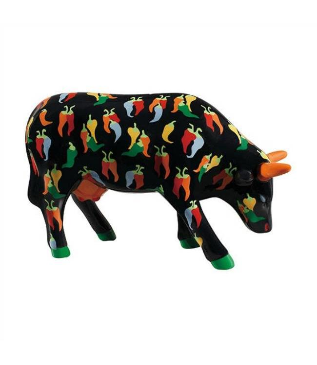 CowParade Cow Parade Chillies con Carne (medium ceramic)