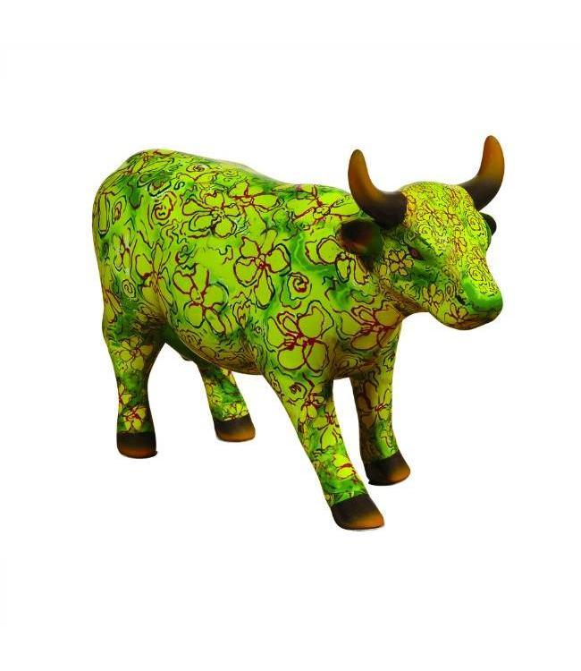 CowParade Cow Parade Flora (medium ceramic)