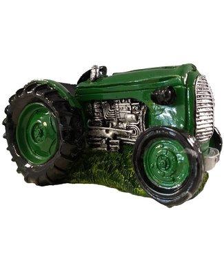 Spaarpot  Tractor - groen
