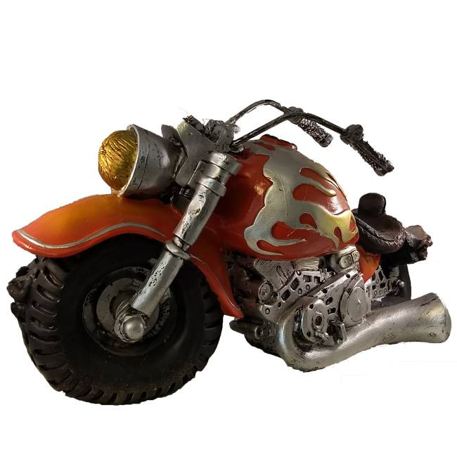 Spaarpot Motor Big Flame