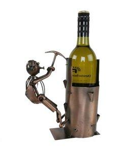 Wijnfleshouder Bergbeklimmer