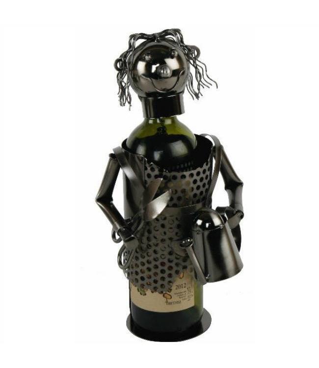 Wijnfleshouder Tuinier