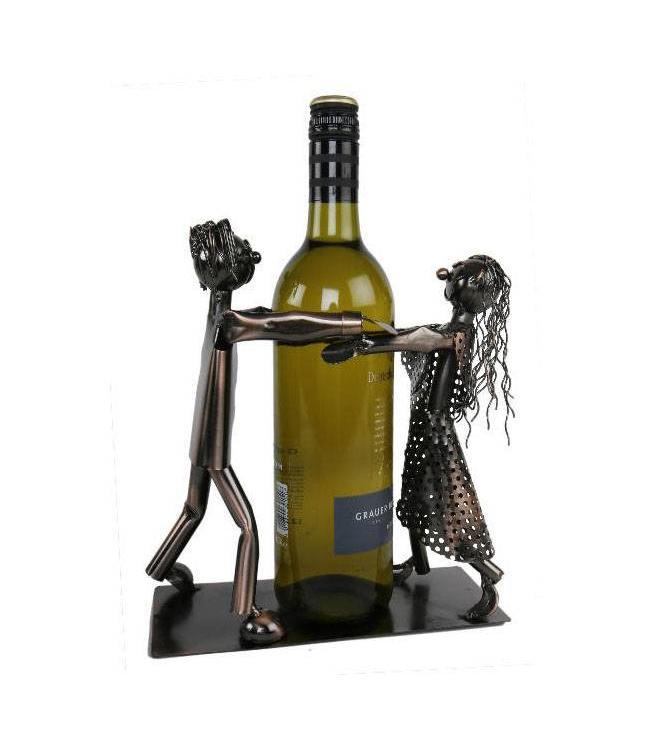 Wijnfleshouder Tango danser