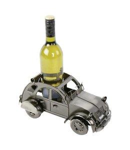 Wijnfleshouder Auto Eend