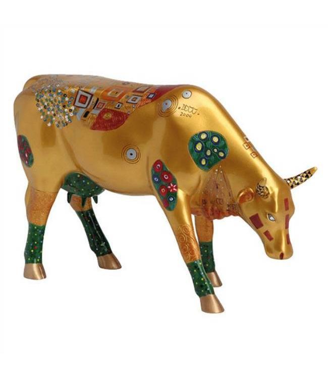 CowParade Cow Parade Klimt Cow (large)