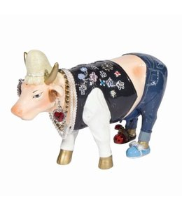 CowParade Cow Parade Queen Cow Caesar (medium)