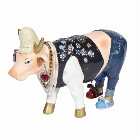 Cow Parade Queen Cow Caesar (medium)