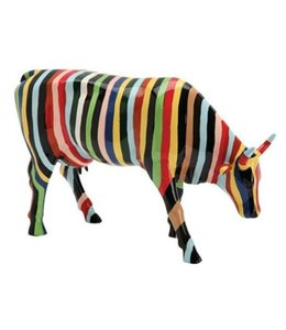 CowParade Cow Parade Striped (large)