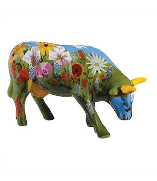 Cow Parade La Dolce Vida (medium ceramic)