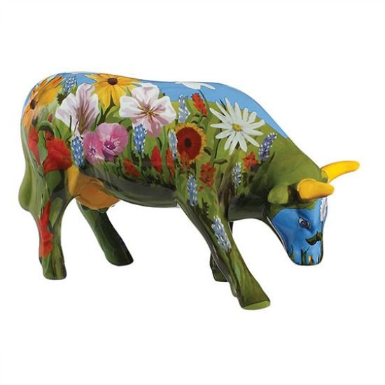 Cow Parade La Dolce Vida (medium ceramic)