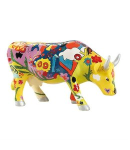 CowParade Cow Parade Groovy Moo (medium)