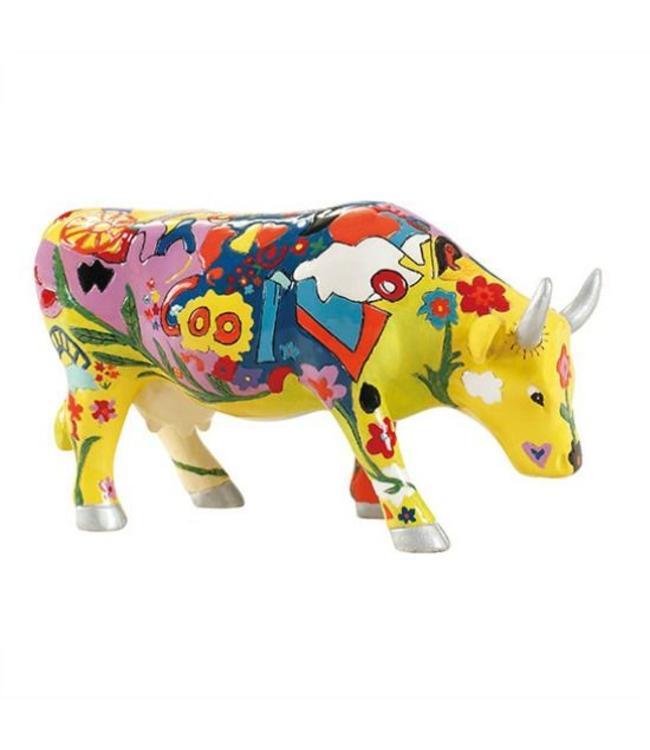 CowParade Cow Parade Groovy Moo (medium)