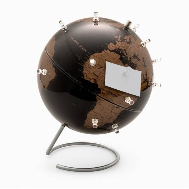 Wereldbol Globe met magneten