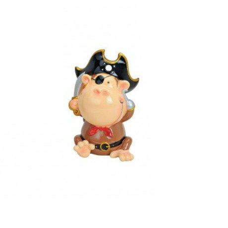 Spaarpot Piraat Aap
