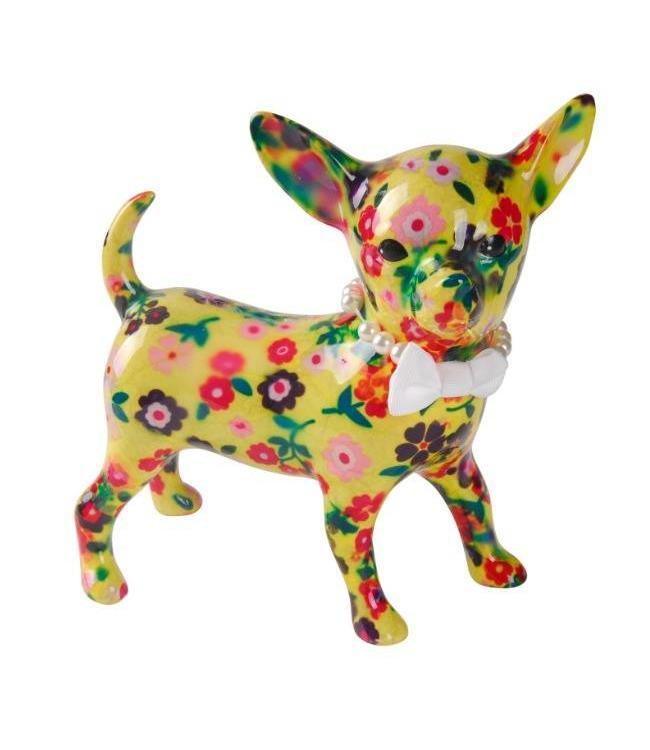 Spaarpot Chihuahua Geel