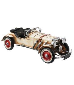 Vintage Retro Model Auto Cabriolet