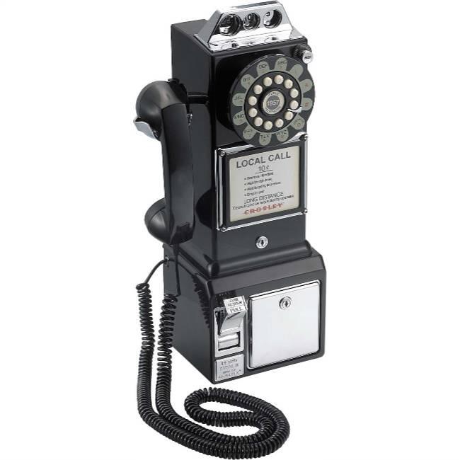 Retro Wandtelefoon