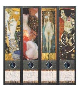 Rugetiket Gustav Klimt