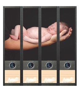 Rugetiket Pasgeboren baby