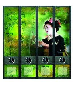 Rugetiket Geisha