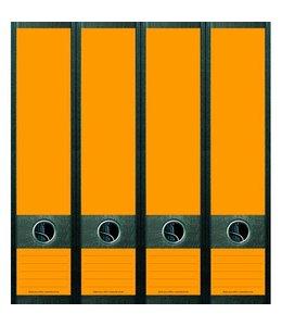 File Art Rugetiket Blanco oranje