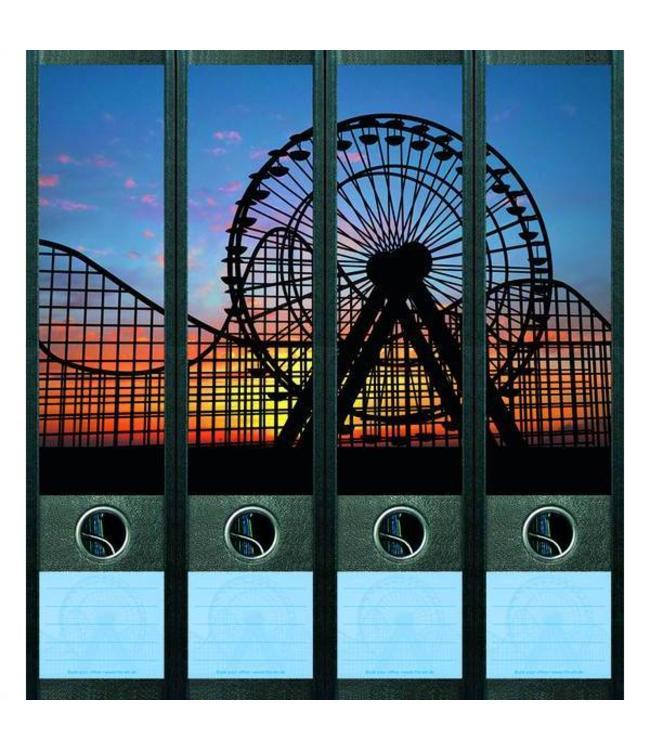 Rugetiket Ferris Wheel