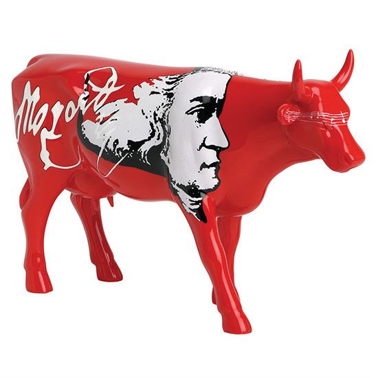 Cow Parade Moozart (large)