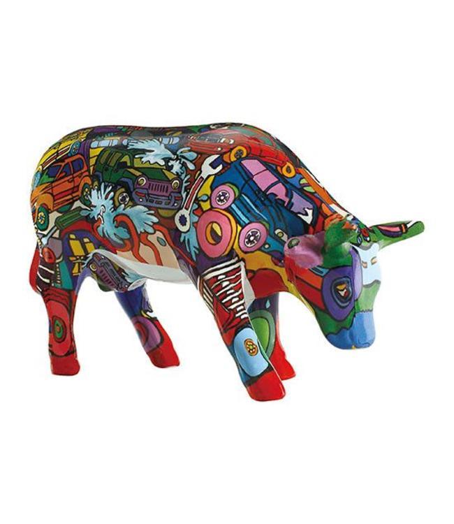 CowParade Cow Parade Brenners Mooters (medium ceramic)
