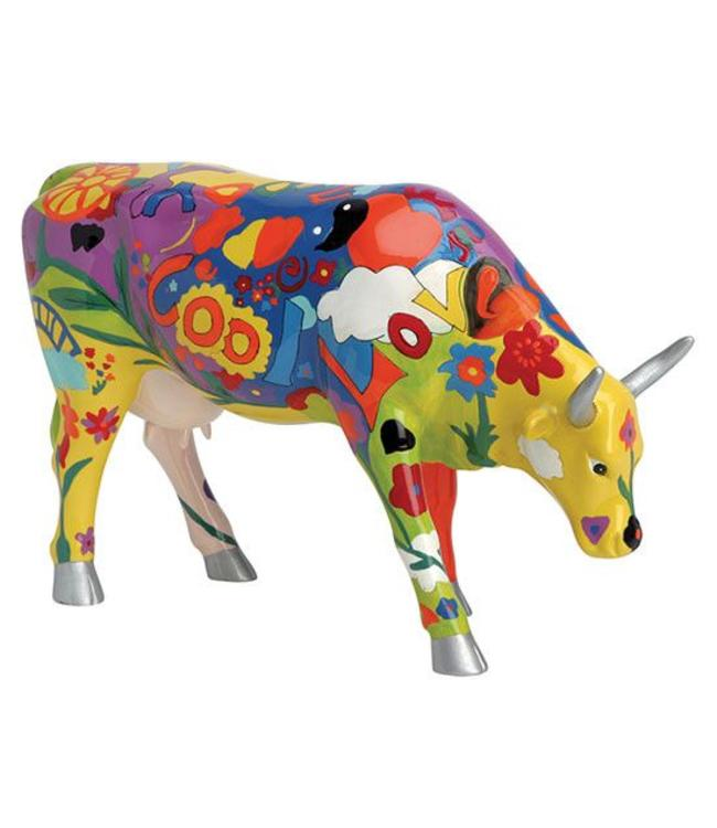 CowParade Cow Parade Groovy Moo (large)