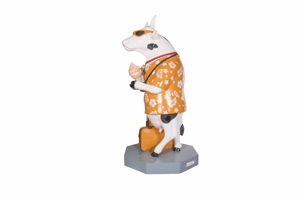 Cow Parade Vacation (medium)