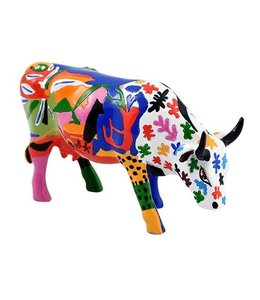 CowParade Cow Parade A La Mootise (medium)