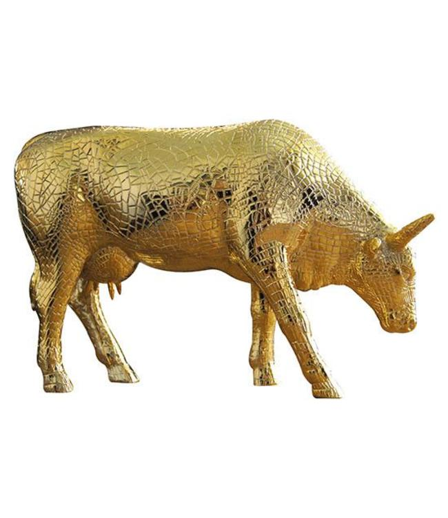 CowParade Cow Parade Mira Moo Gold (large)