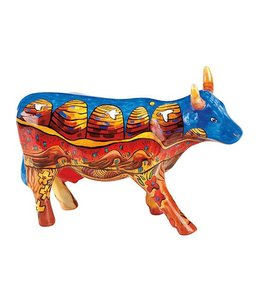 CowParade Cow Parade Our Great Kimberley (medium ceramic)