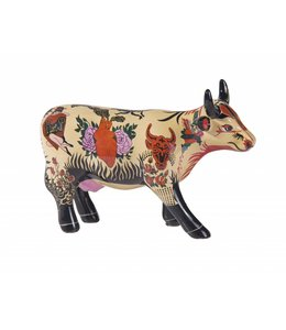 CowParade Cow Parade Vaca Tatoo (medium ceramic)