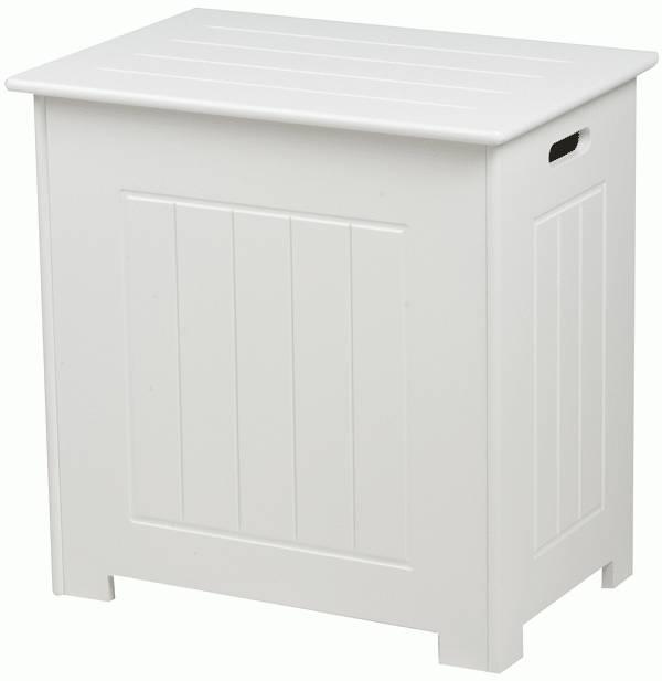Houten wasbox