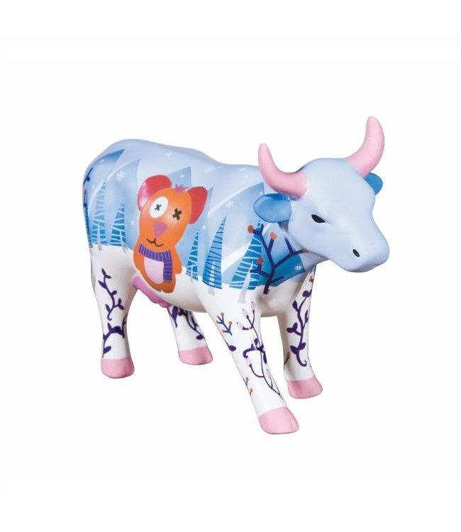 Cow Parade Bariloche (medium ceramic)