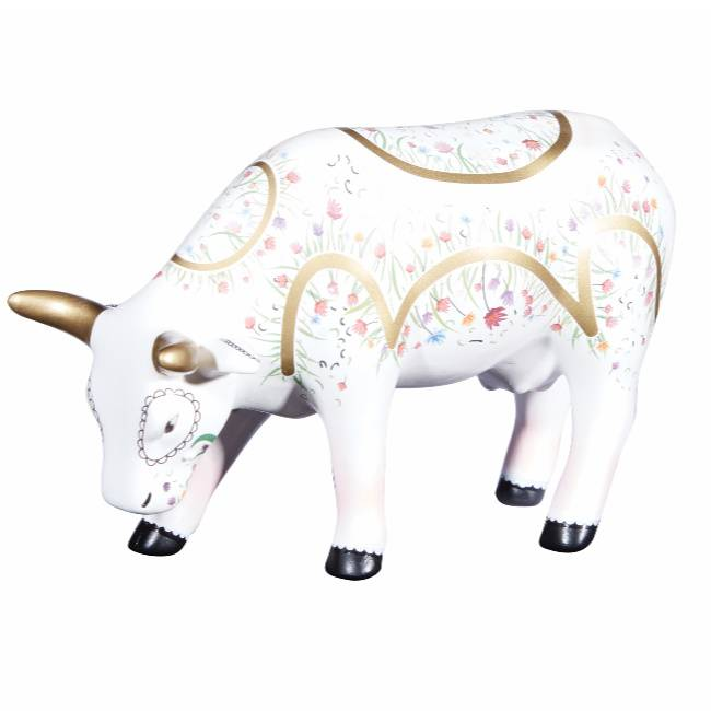 Cow Parade Rendada
