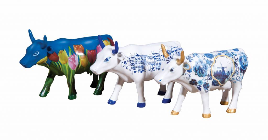 Cow Parade Artpack Netherlands