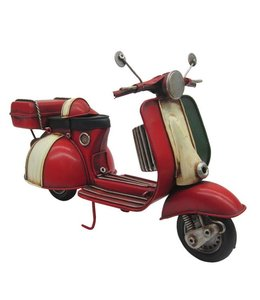 Model Retro Scooter Italia