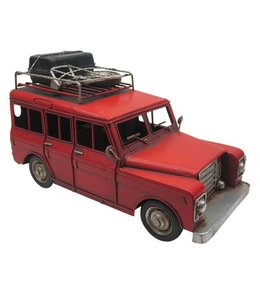 Modelauto Jeep
